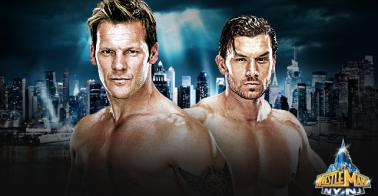Chris Jericho vs. Fandango [Wrestlemania]