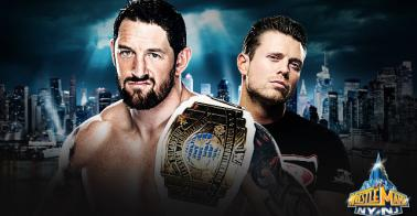 Wade Barrett vs. The Miz [WrestleMania 29]